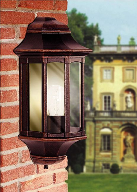 Sensor light in die casting aluminium lighting italy fixturers for gardens and outdoor