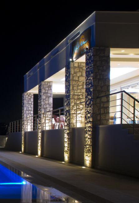 Project landa illuminotecnica s p a outdoor lighting italy